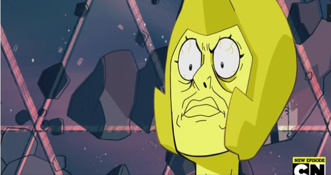 Not Even Sapphire Could Have Seen This Coming Stevenuniverse