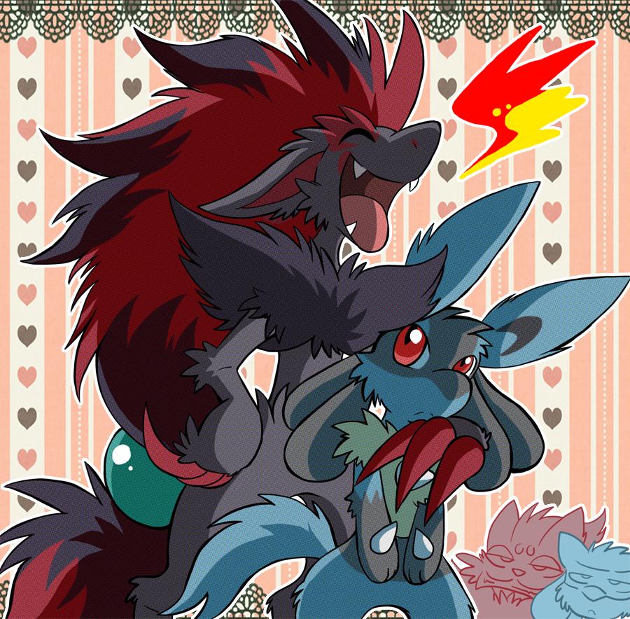 Rowdy Zoroark Pokémon Know Your Meme