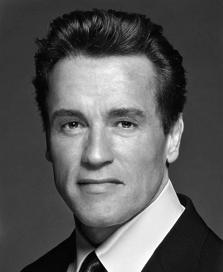 Arnold Schwarzenegger Face