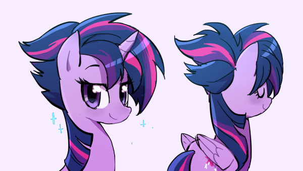 Twilight Sparkle Sunset Shimmer Lejack Purple Violet Mammal Pink Vertebrate Horse Like Fictional Character