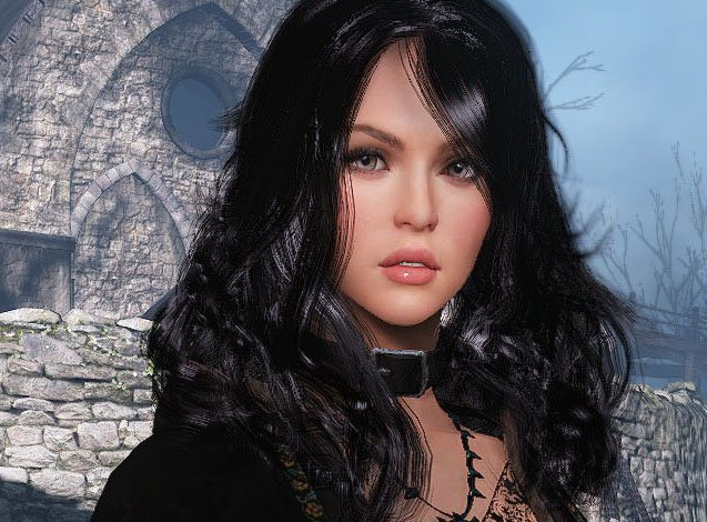 yennefer black desert online character creations know your meme