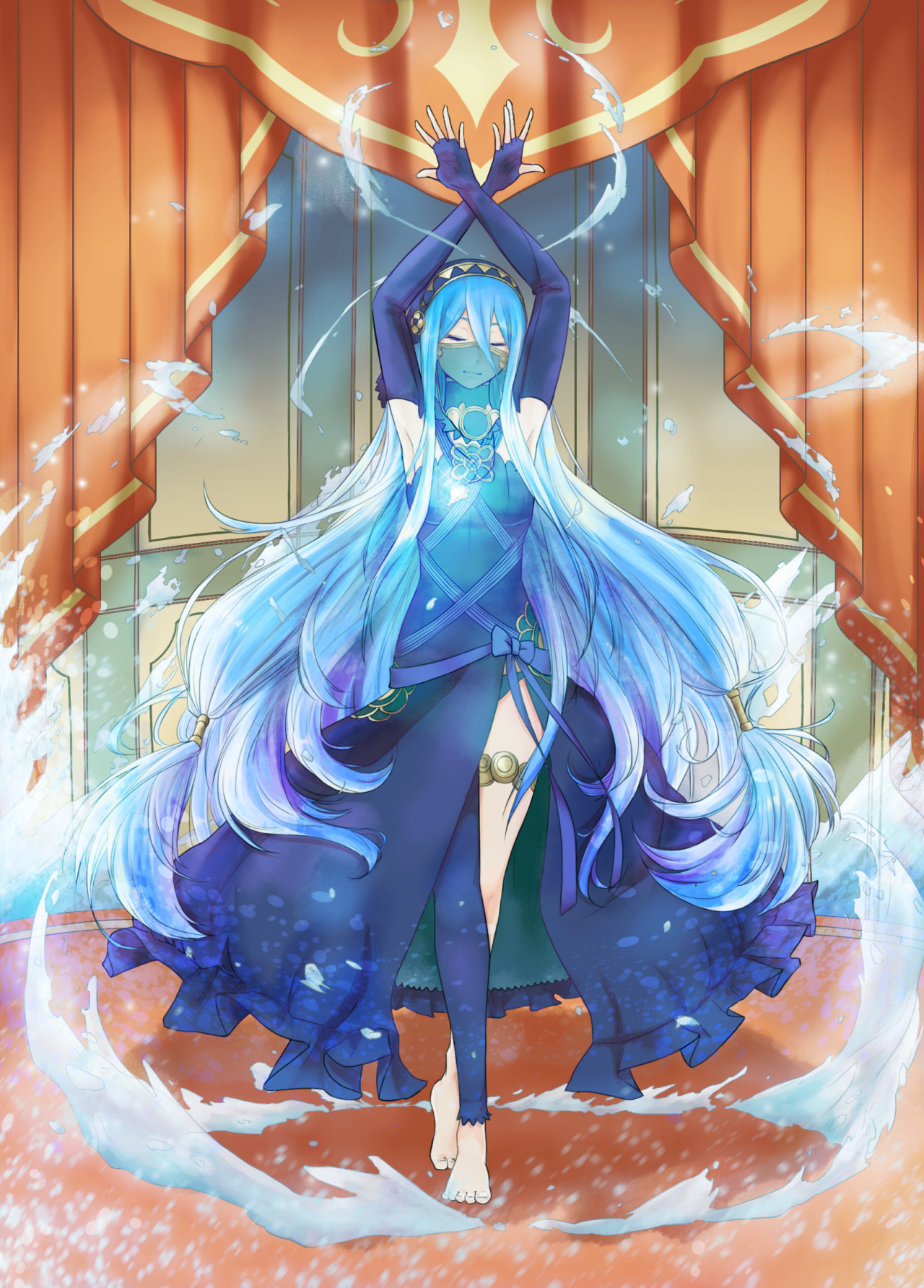 Azura Fire Emblem Know Your Meme