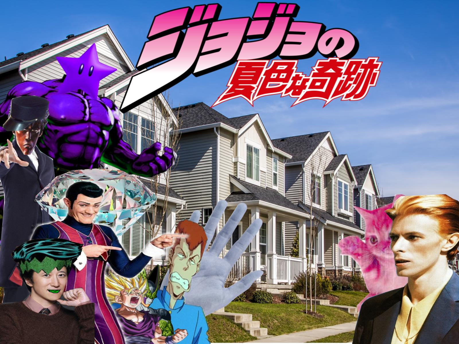 Part 4 Jojo S Bizarre Adventure Know Your Meme