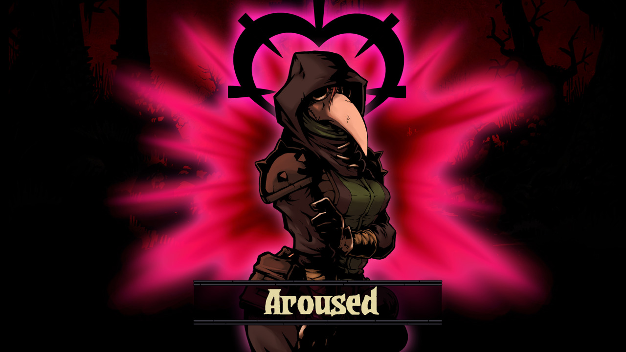 Plague Doctor's Resolve Is Being Tested   Darkest Dungeon ...