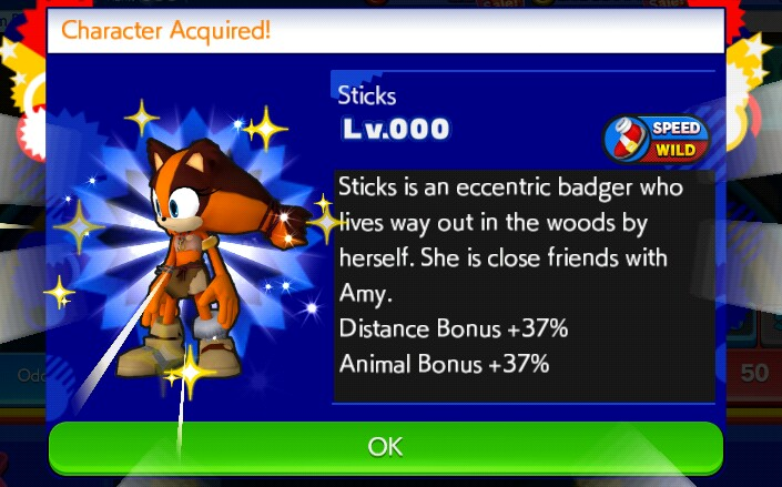 Image result for sonic runners sticks""