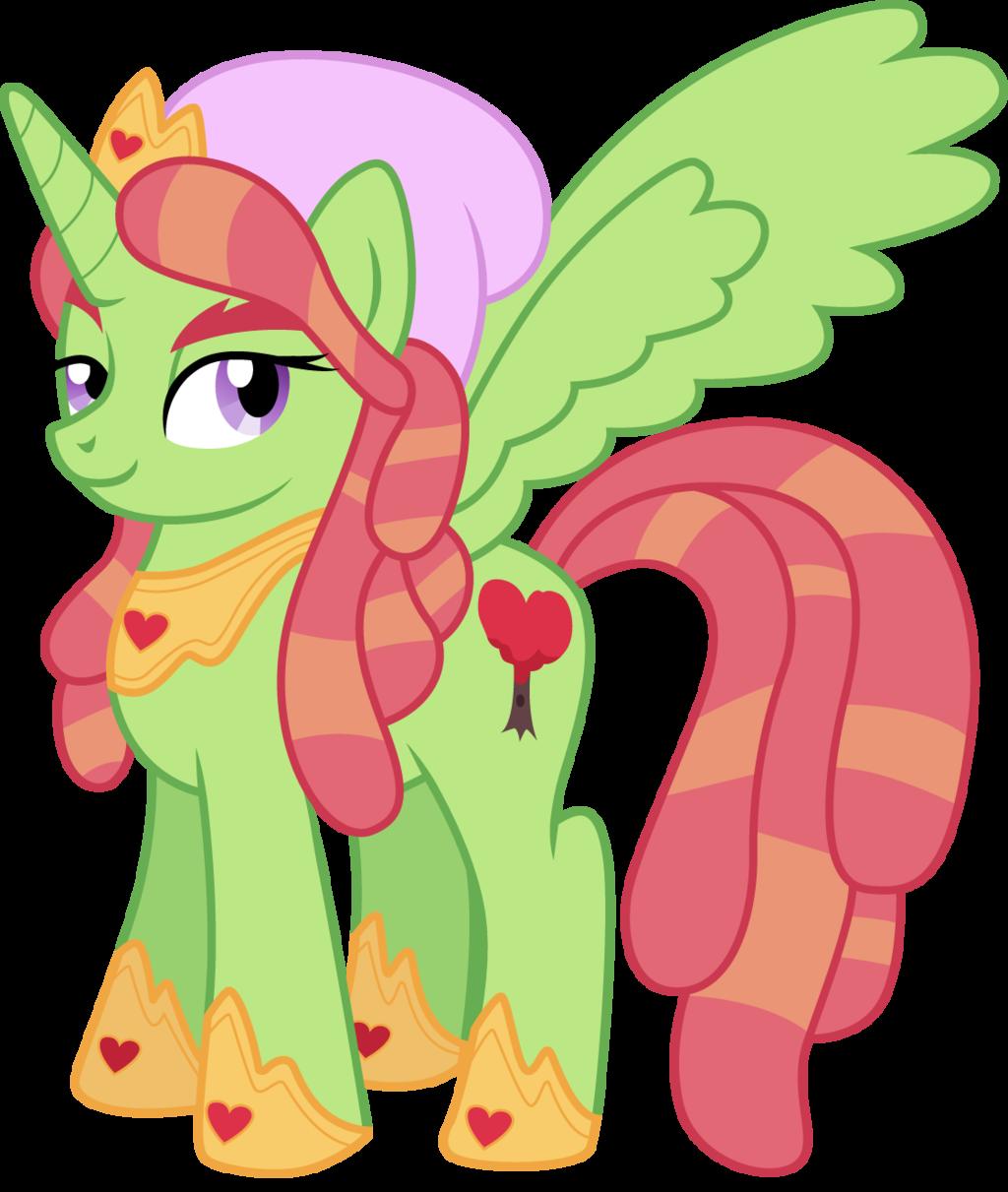 Princess Tree Hugger My Little Pony Friendship Is Magic Know
