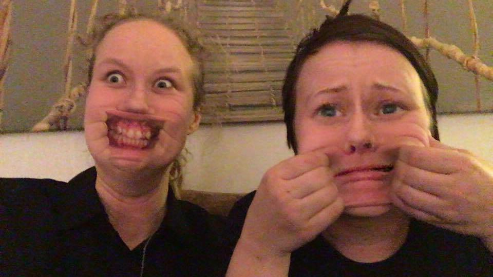 me and my friends face swap went horribly wrong right face swap
