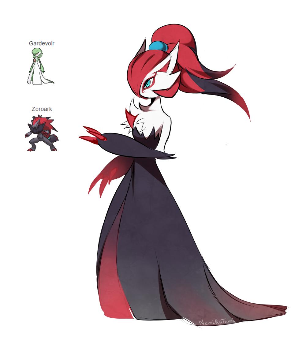 Zorovoir Pokefusion Pokemon Fusion Know Your Meme