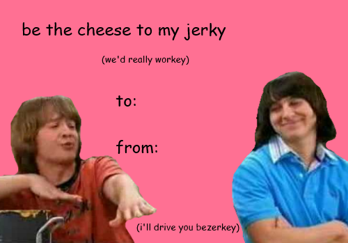 Be My Valentine Valentine S Day E Cards Know Your Meme