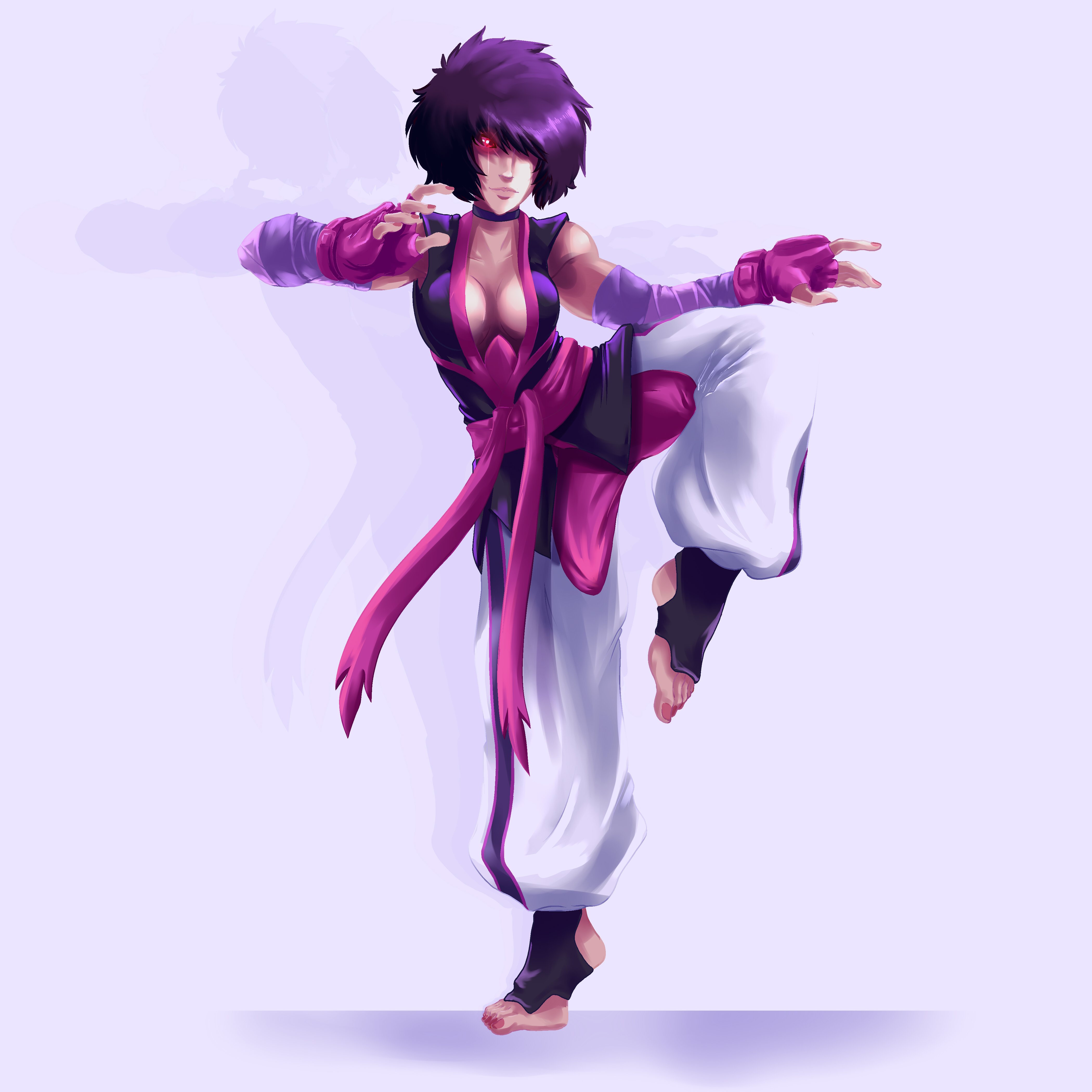 Juri Fusion Street Fighter Know Your Meme