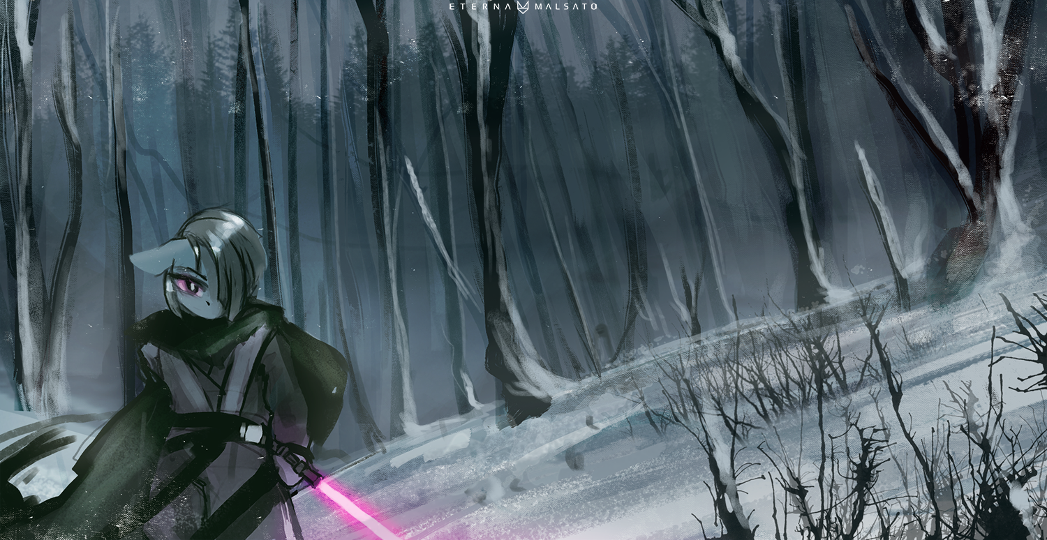 Inky The Gray Jedi 45 366 By Foxinshadow My Little Pony Friendship Is Magic Know Your Meme