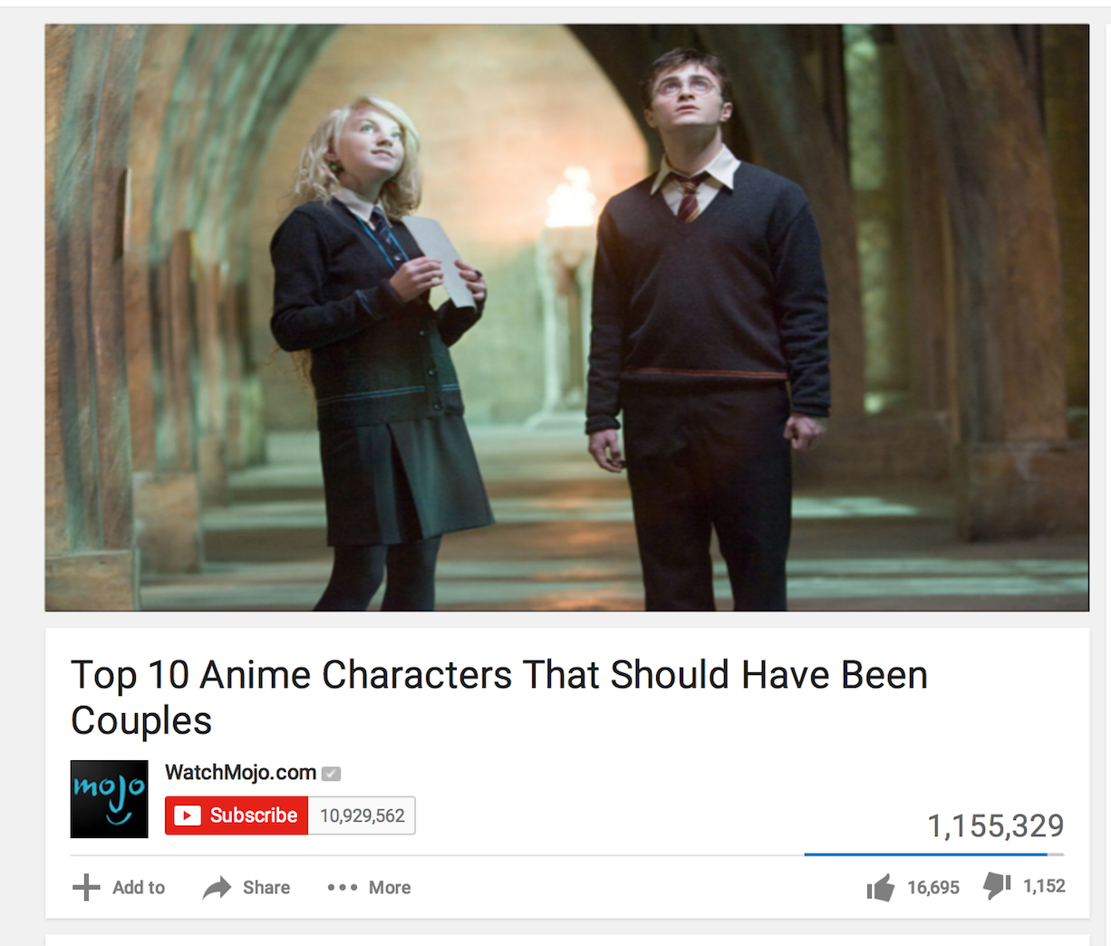 Because This One Is Also A Pretty Big Thing Top 10 Anime List
