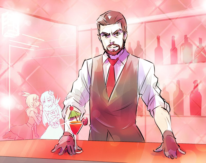 Junior's Bar is finally open for business again | RWBY | Know Your ...