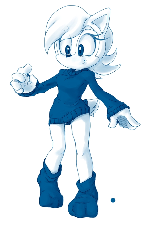 Sweater Sally Sonic The Hedgehog Know Your Meme