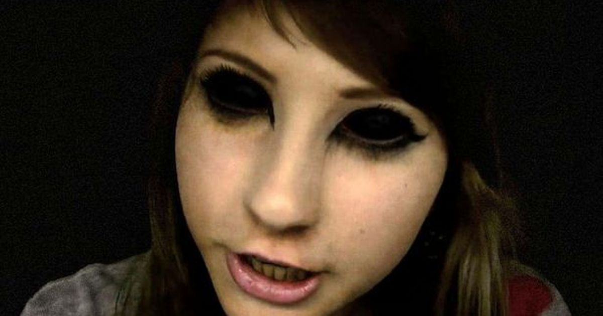 Example 3 Boxxy Black Eyed Children Know Your Meme