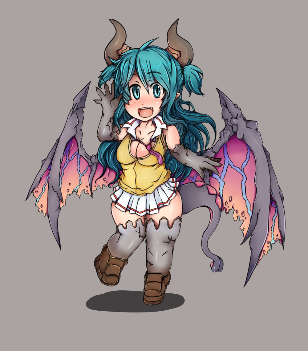 chibi chione monster musume everyday monster girls online know