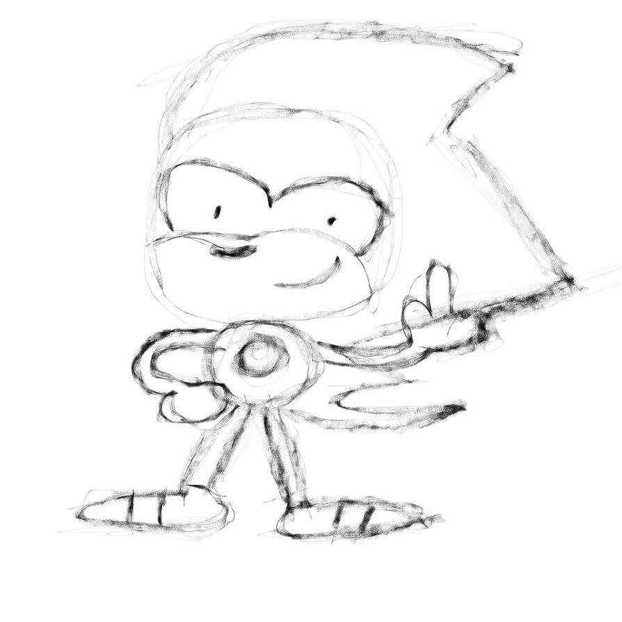 Sonic Teh Hedgehog D Sonic The Hedgehog Know Your Meme