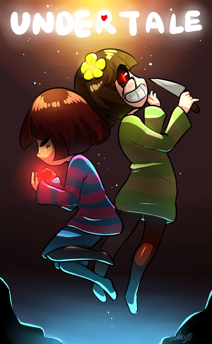 Pacifist And Genocide Undertale Know Your Meme