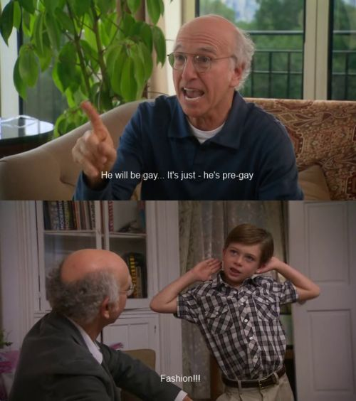 Larry David Quotes New Larry David The Flamboyant Kid Curb Your Enthusiasm Know Your Meme