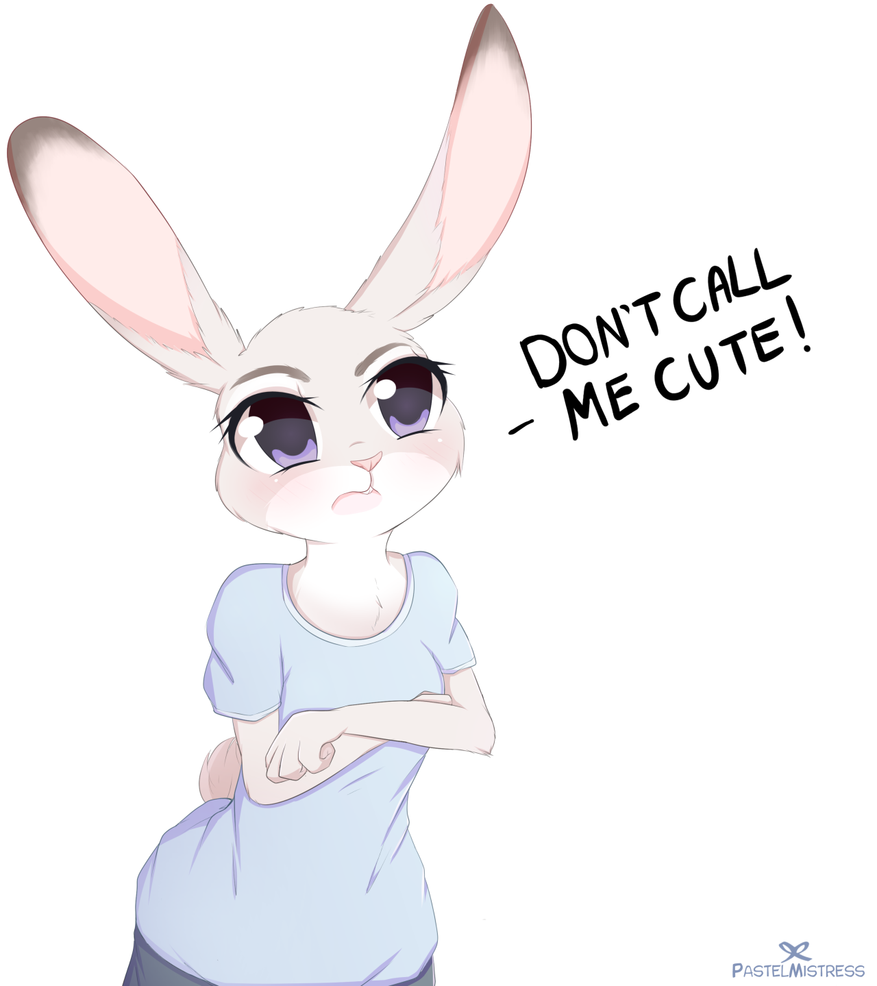 Don't call me cute | Zootopia | Know Your Meme