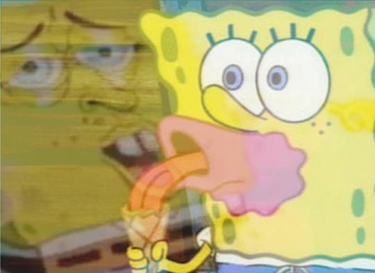 I Scream For Ice Cream Spongebob Squarepants Know Your Meme
