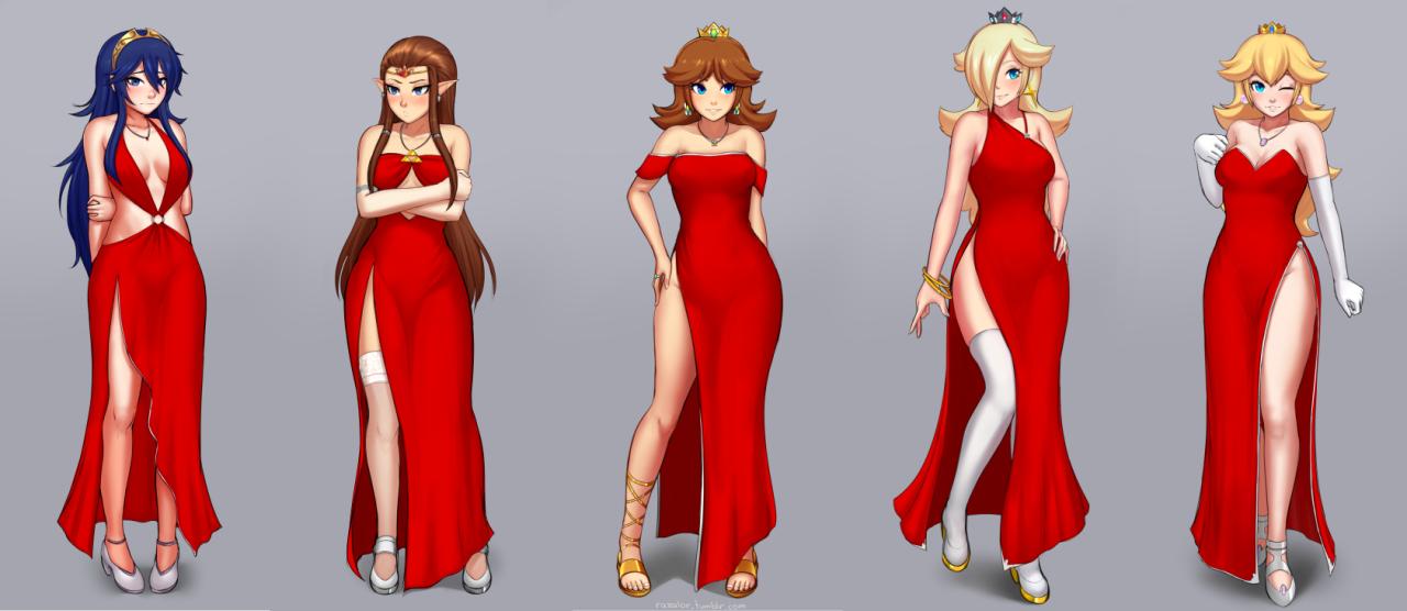 Nintendo girls pic 8