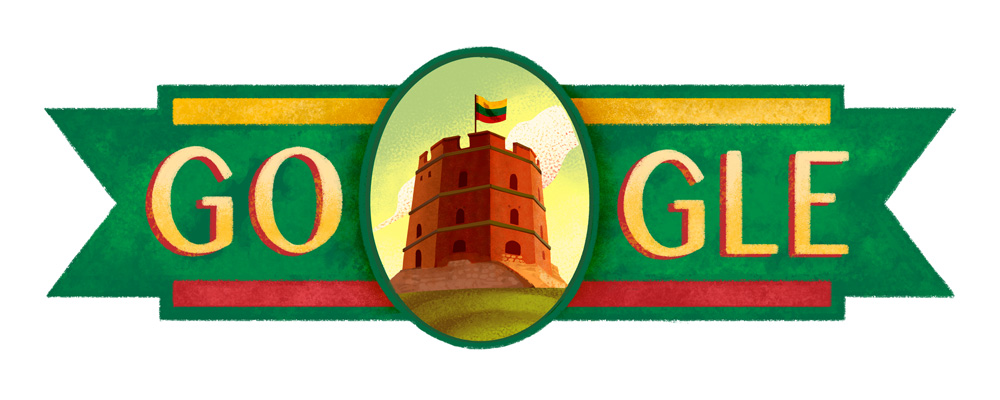 lithuania independence day 2016 google doodles know your meme