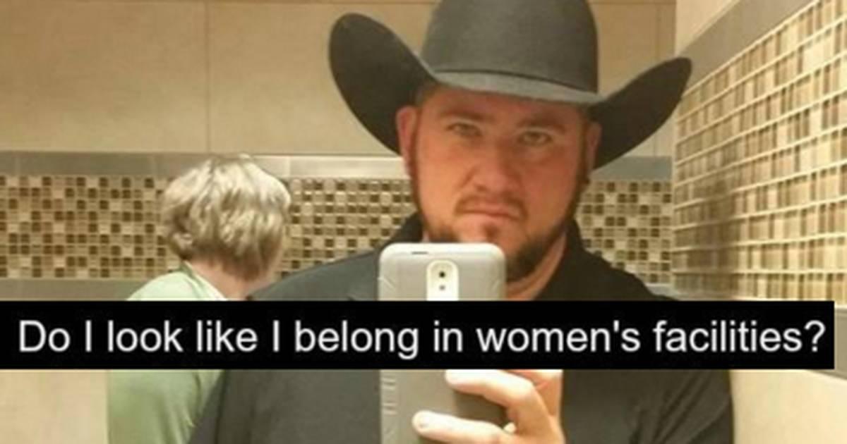 Do I Look Like I Belong Here Transgender Bathroom Debate Know