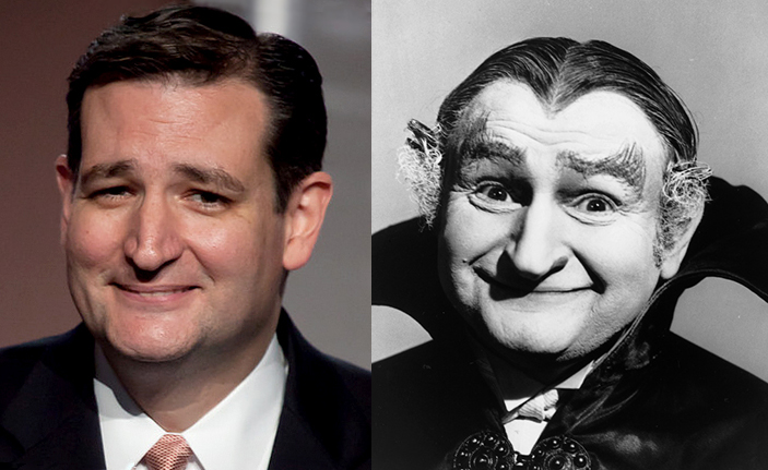 Vladimir Dracula Ted Cruz Looks Like Know Your Meme