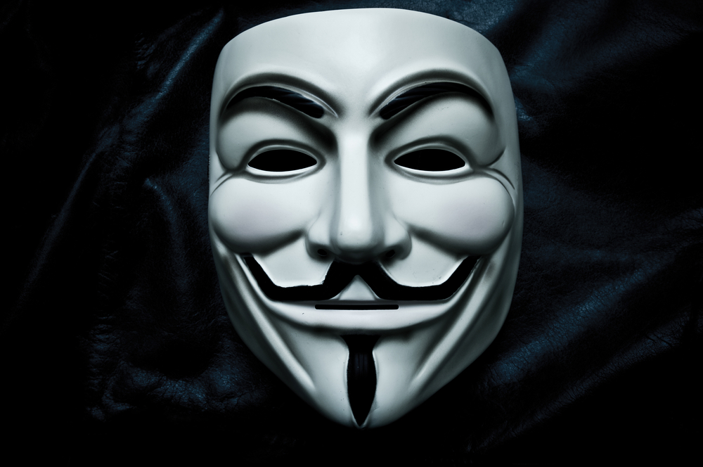 V For Vendetta Dark Mask Anonymous Know Your Meme