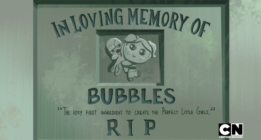 rest in pepperoni the powerpuff girls know your meme