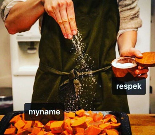 Seasoning Respeck Put Some Respeck On My Name Know Your Meme