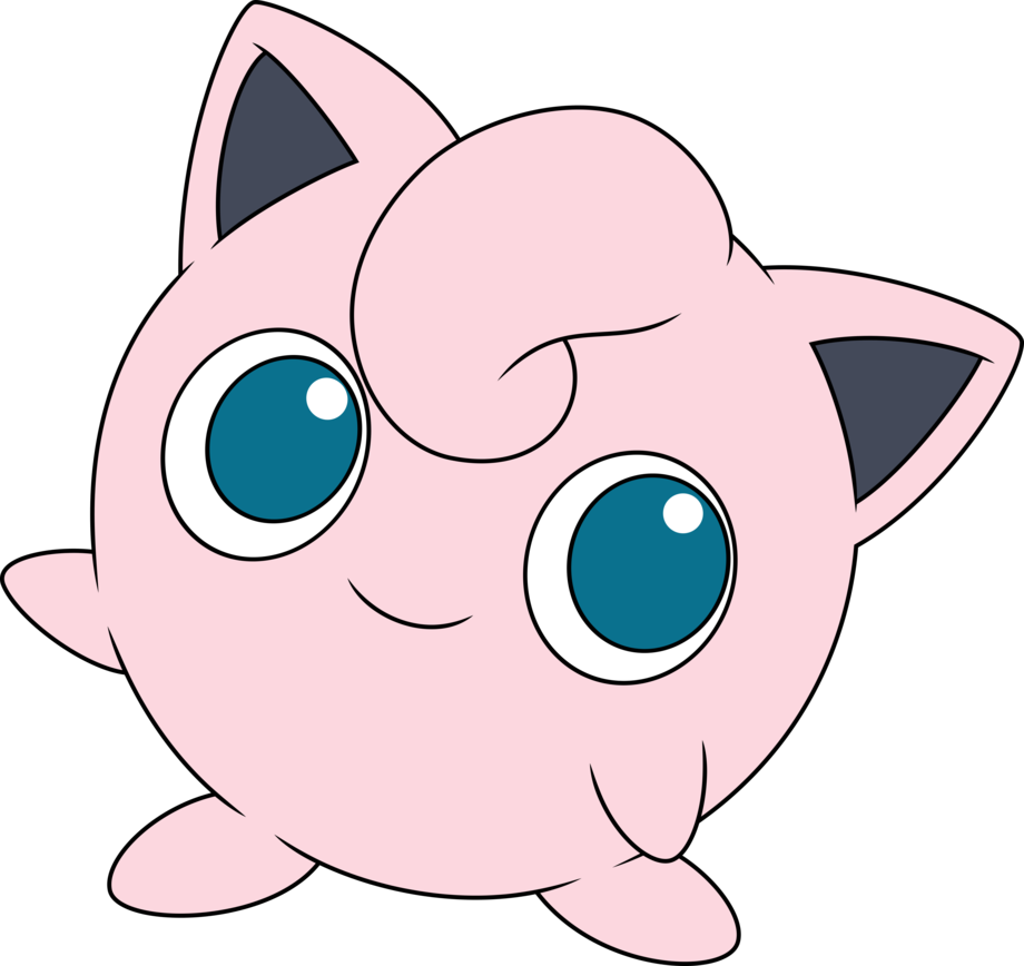 jigglypuff is one of the easiest pokemon to draw