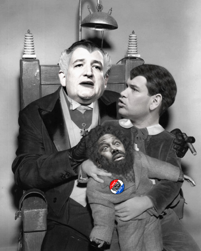 Ted Creepy Cruzlittle Marco Rubioben Carson Ted Cruz Know Your