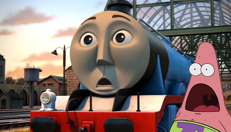 surprised patrick know your meme