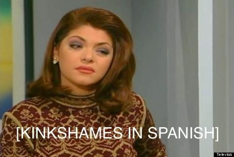 kinkshames in spanish soraya montenegro know your meme