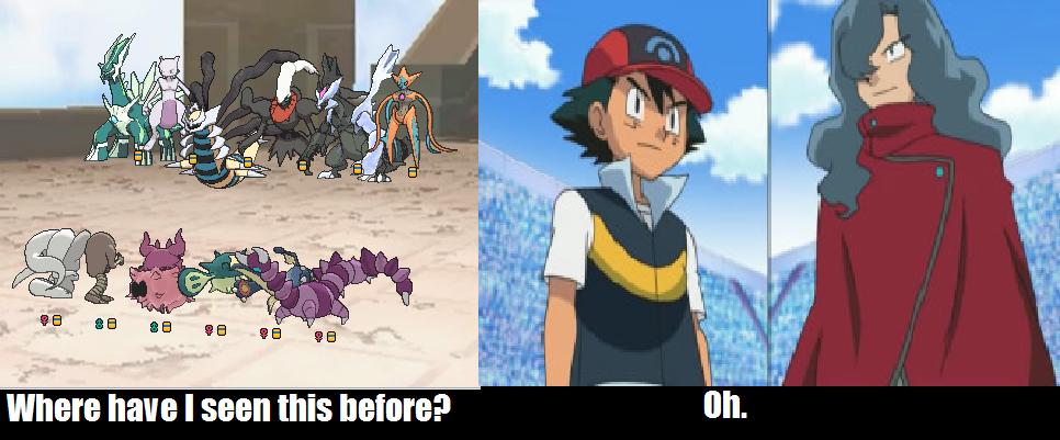 I Still Find It Unfair Pokémon Know Your Meme