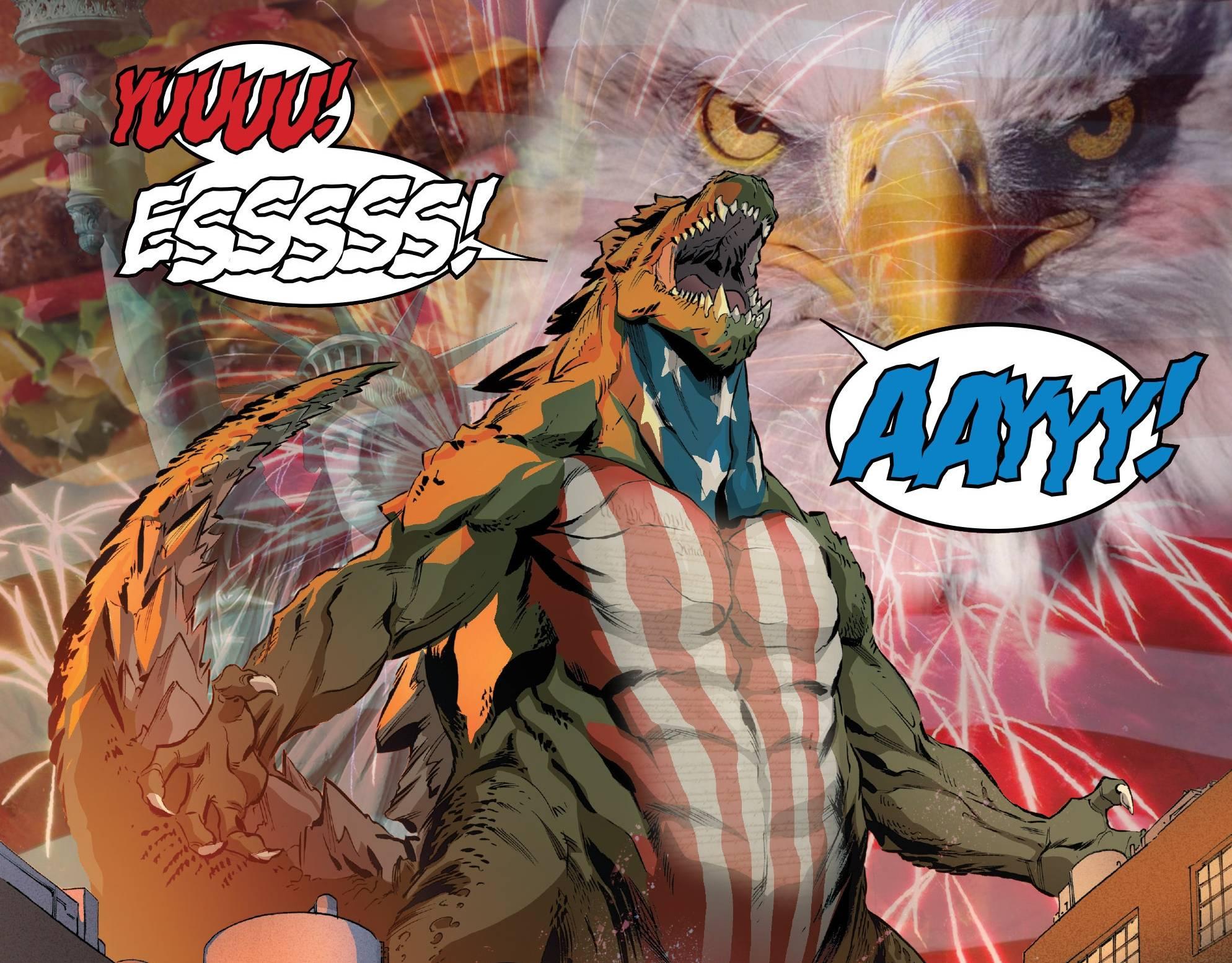 Resultado de imagem para american kaiju