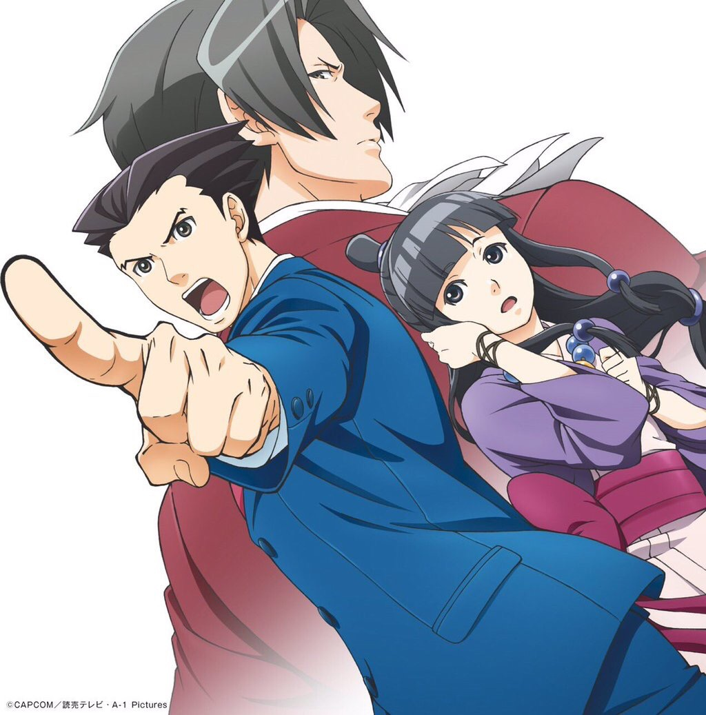 apollo justice ace attorney official art