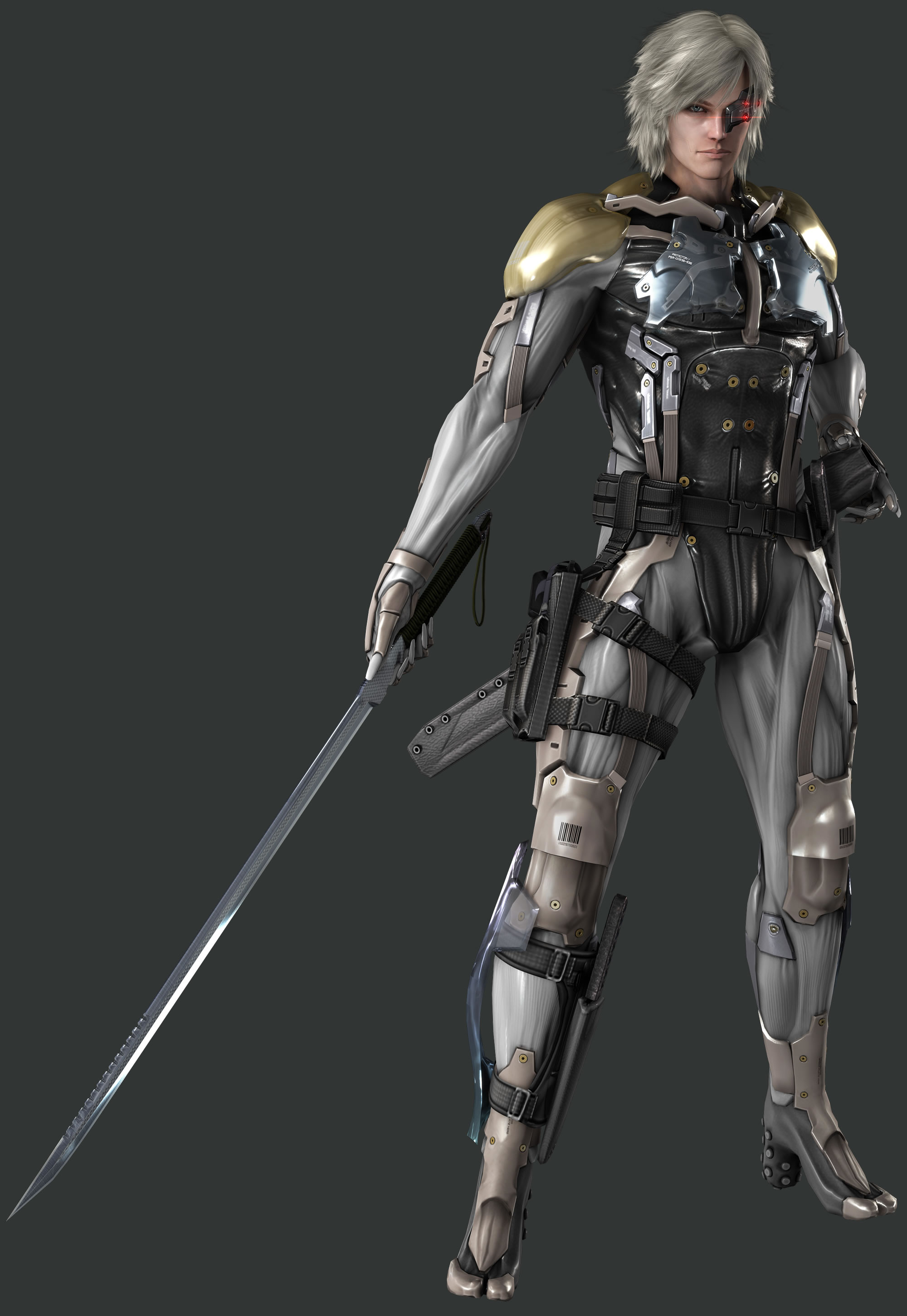 Metal Gear Rising Revengeance Solid 2 Sons Of Liberty