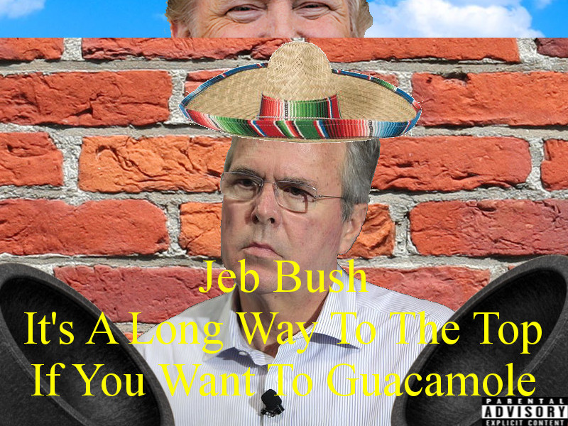 Jebs Debut Album Jeb Bush Know Your Meme
