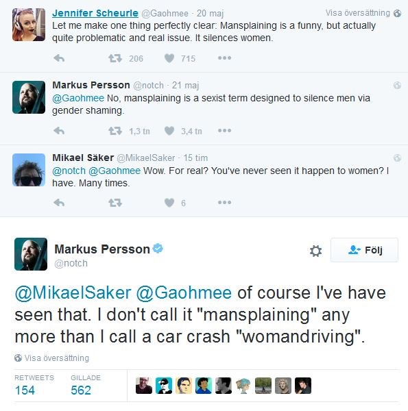 why mansplaining is an issue