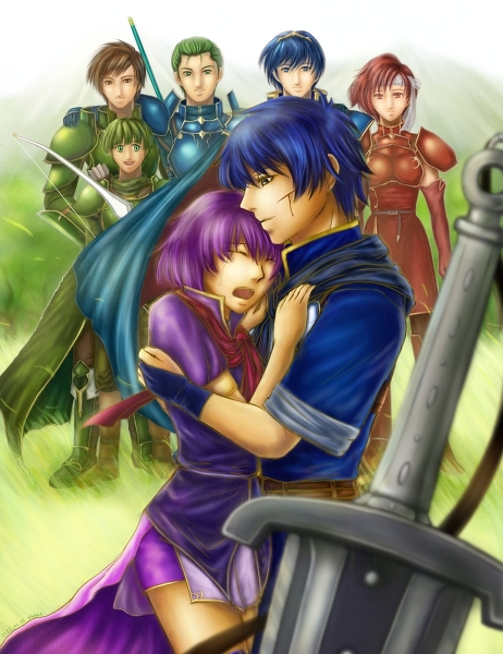No Matter What Happens Ill Stay On Your Side Fire Emblem