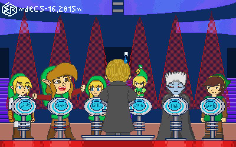 The Weakest Link   The Legend of Zelda   Know Your Meme