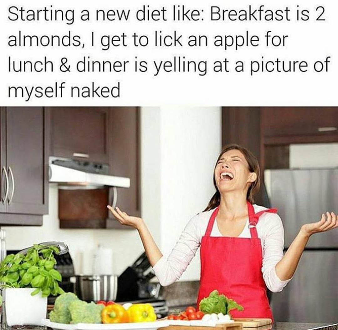 Women On Diet Women Logic Know Your Meme