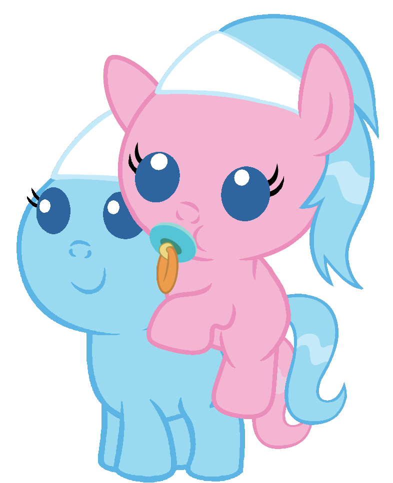The Baby Spa Sisters My Little Pony: Friendship Is Magic Know Your Meme