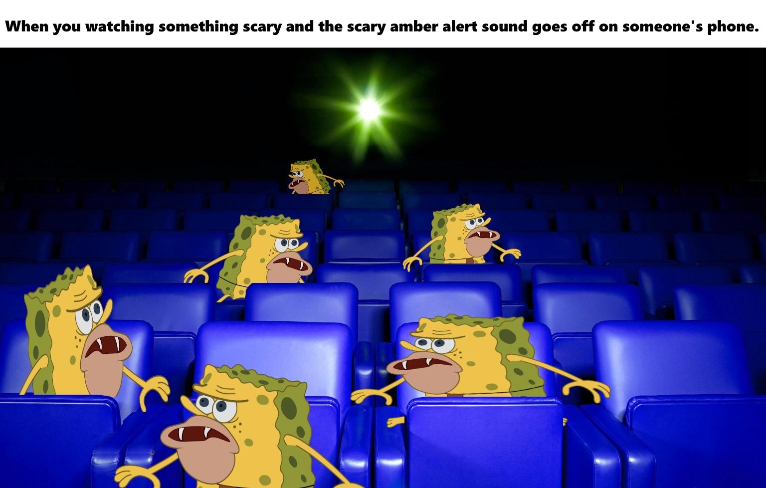 Spongegar primitive sponge caveman spongebob that terrifying moment