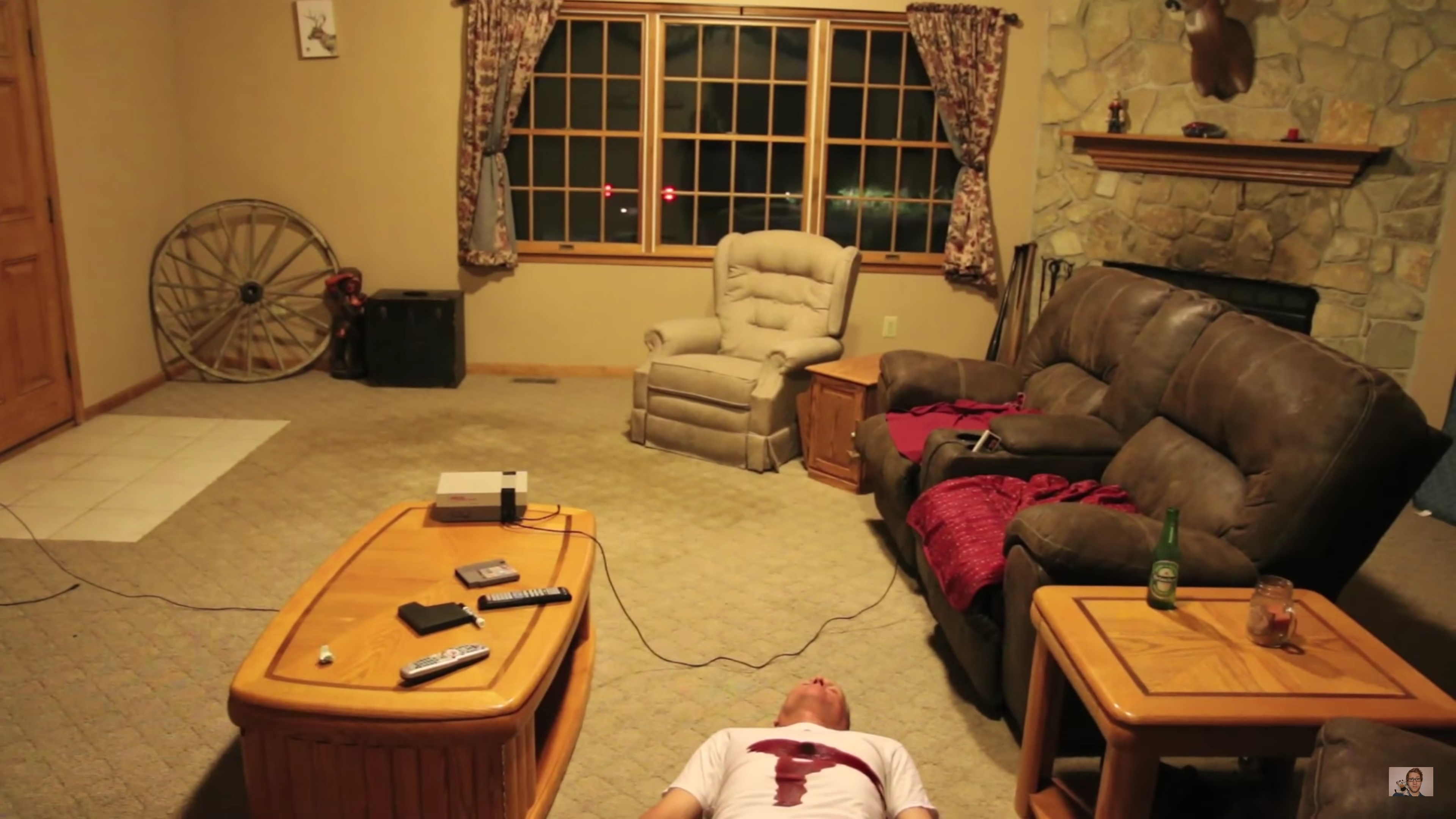 McJuggerNuggets Psycho Room Living Room Furniture Home