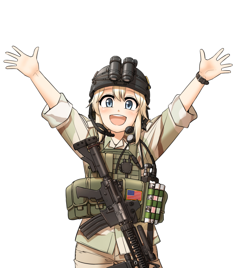Template   Operator-chan   Know Your Meme