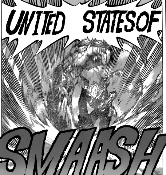 United State Of Smash My Hero Academia Know Your Meme